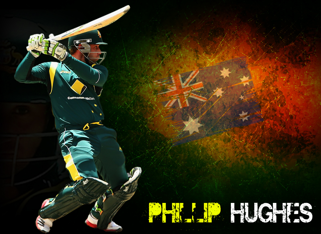 1054x768 - Phillip Hughes Wallpapers 32