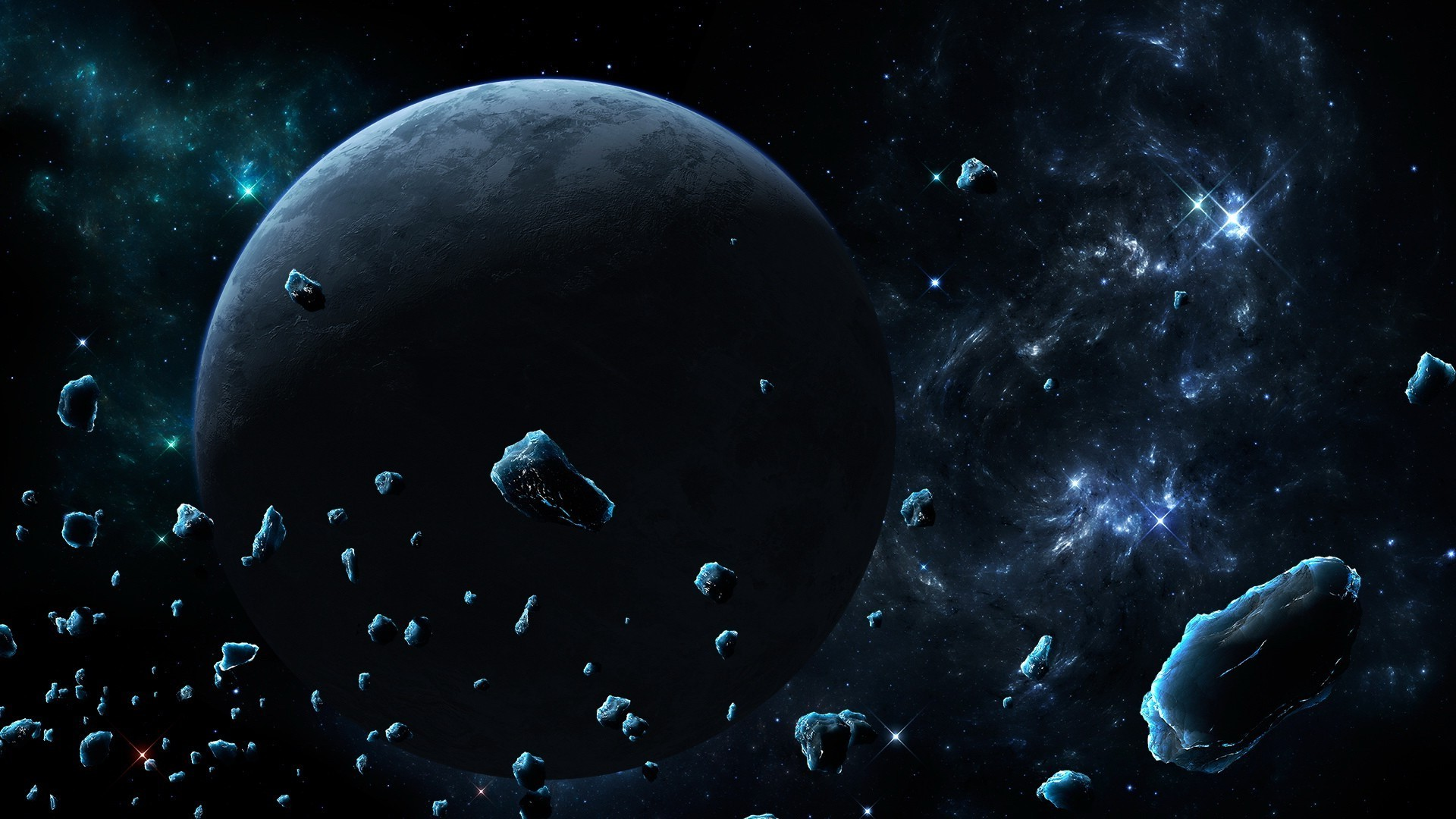 1920x1080 - Asteroid Wallpapers 21