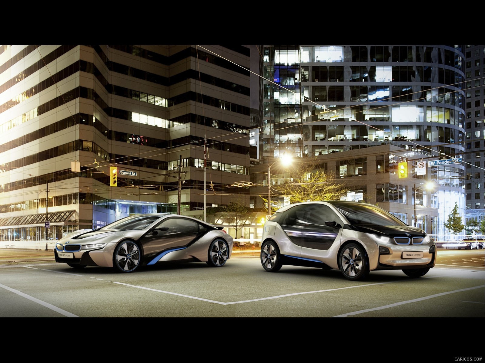 1600x1200 - BMW i3 Concept Wallpapers 16