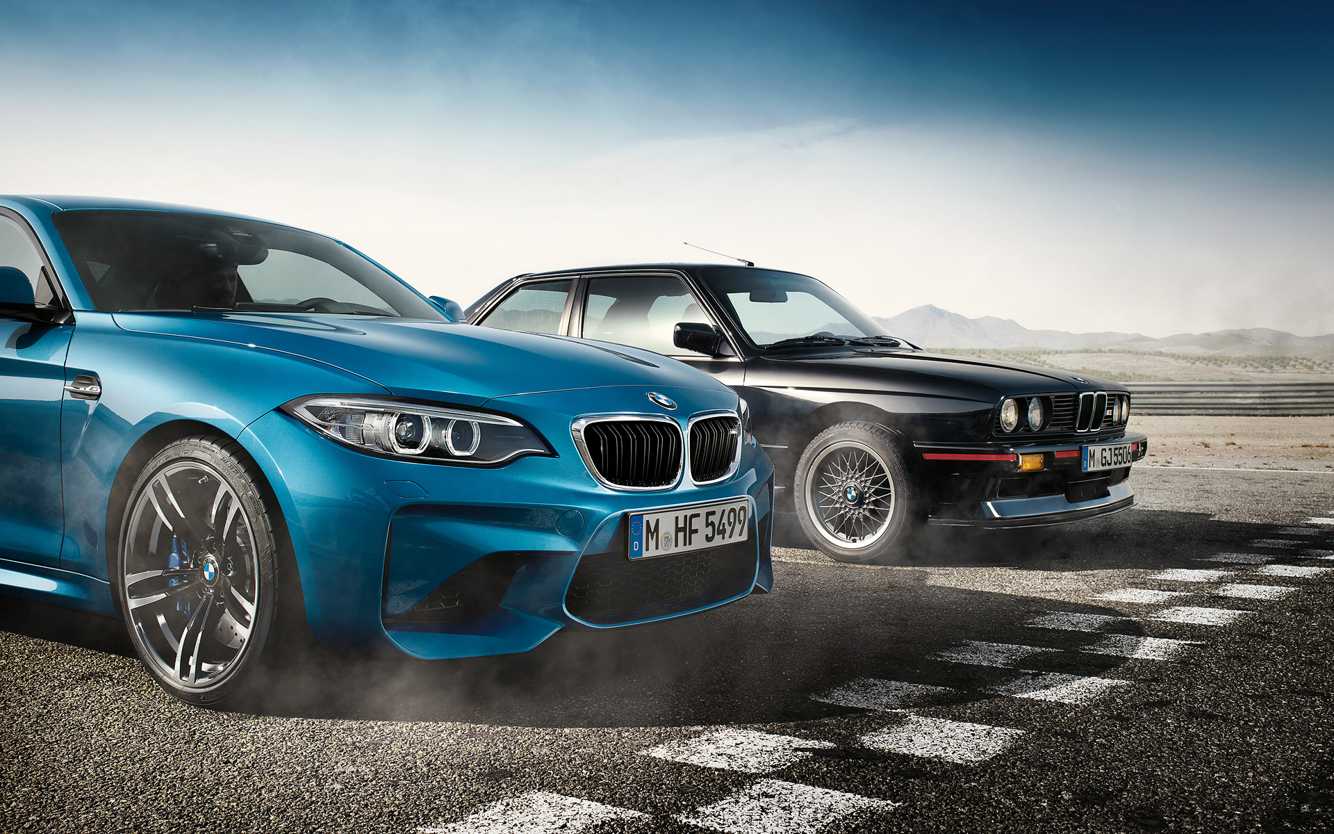 1920x1200 - BMW M2 Coupe Wallpapers 23