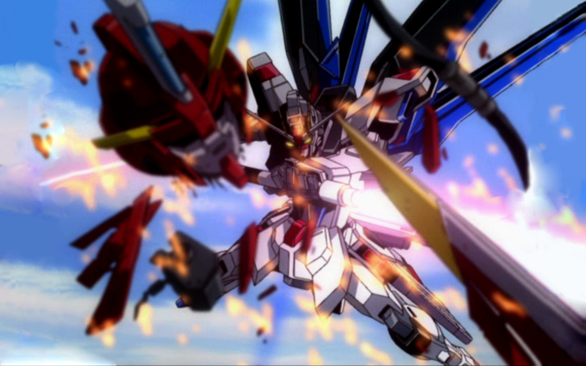 1920x1200 - Mobile Suit Gundam Seed Destiny Wallpapers 15