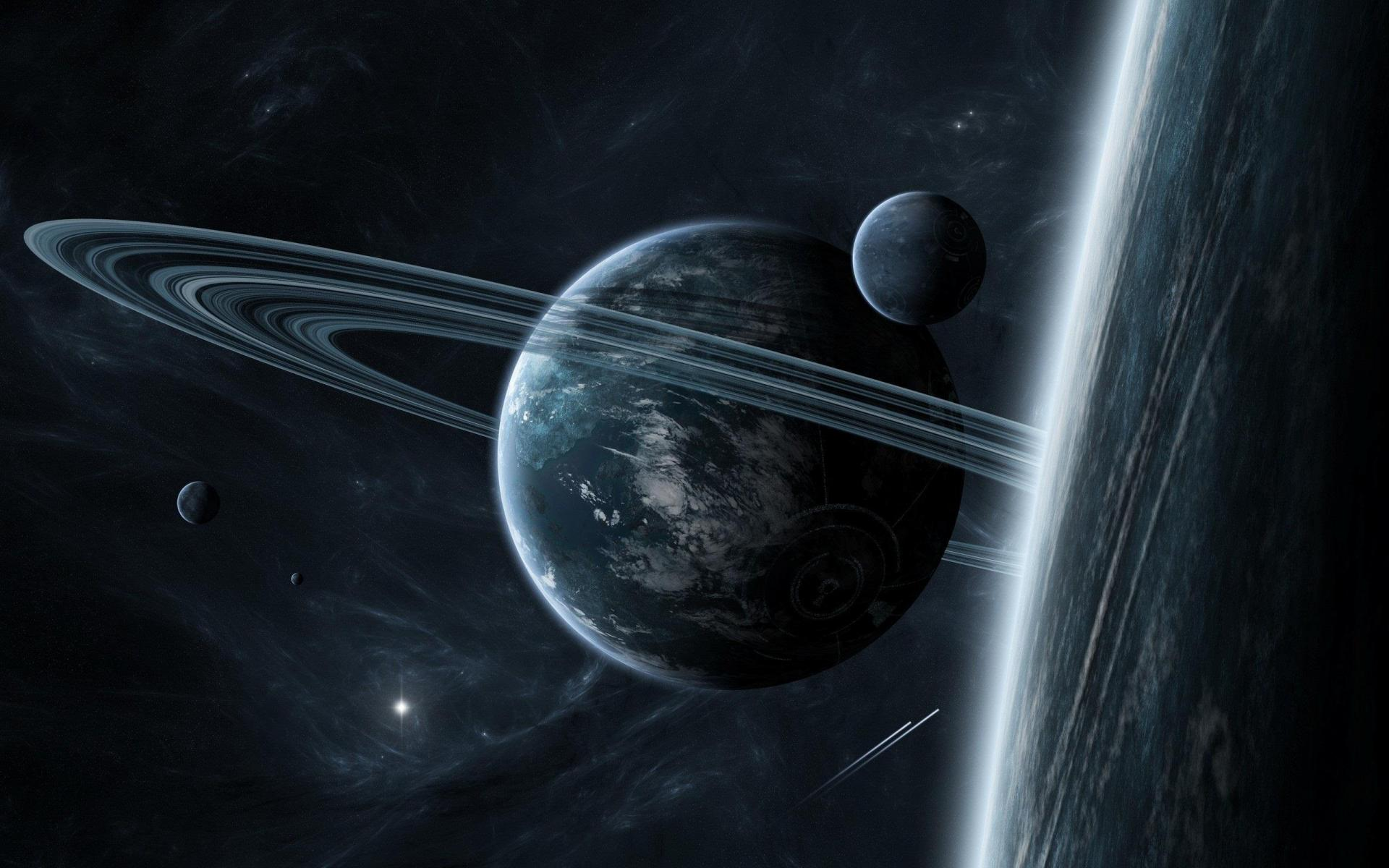 1920x1200 - Planetary Ring Wallpapers 2