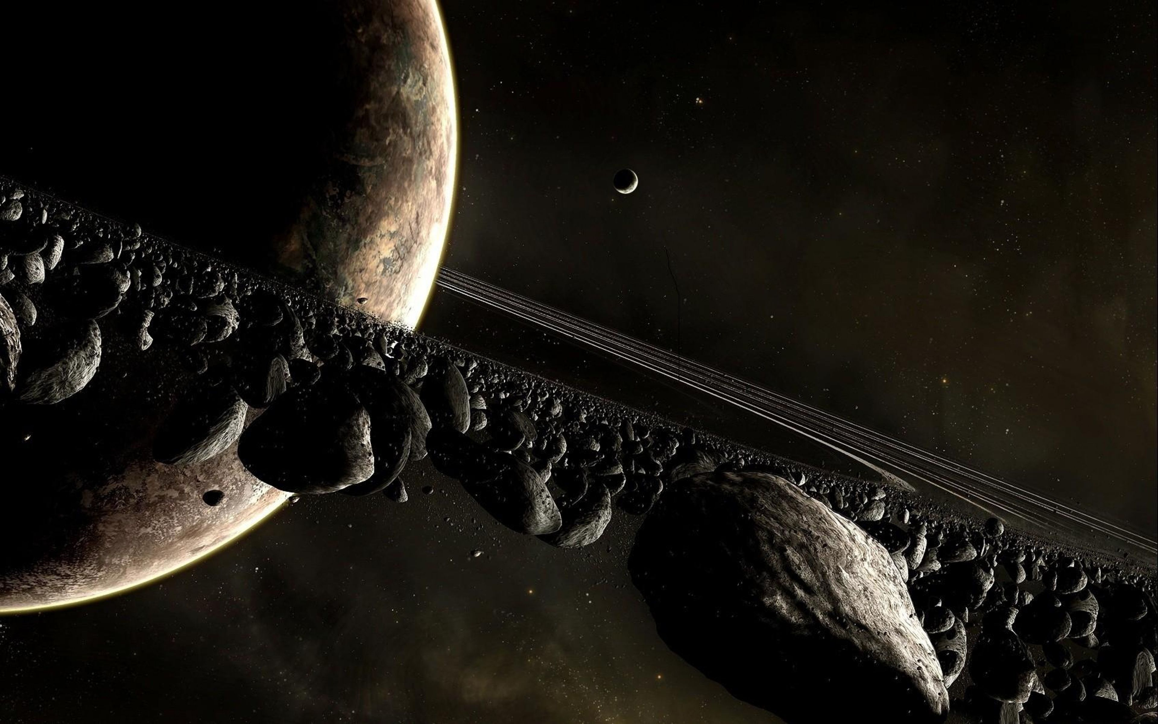 3840x2400 - Asteroid Wallpapers 24