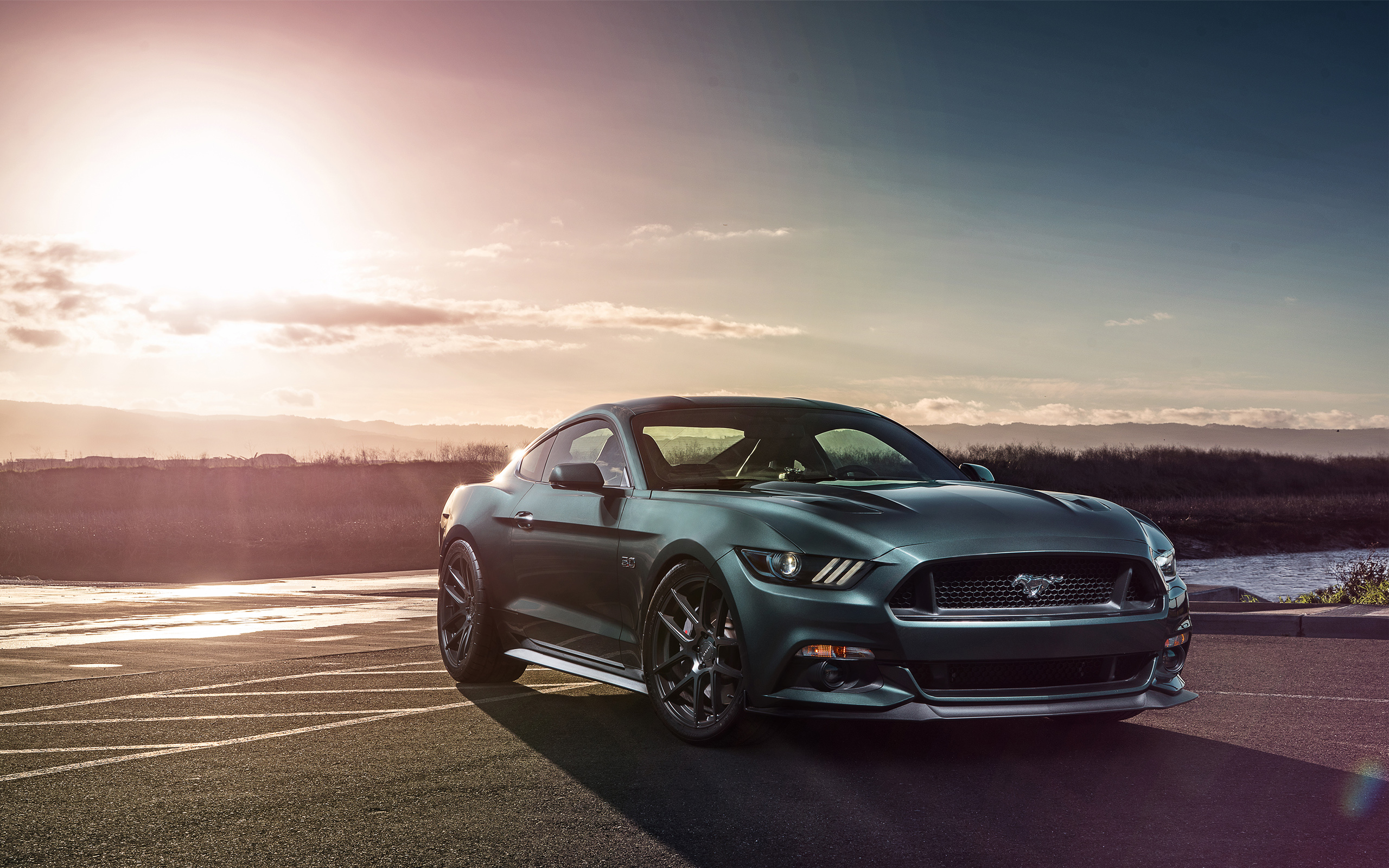 2560x1600 - Ford Mustang GT Wallpapers 8