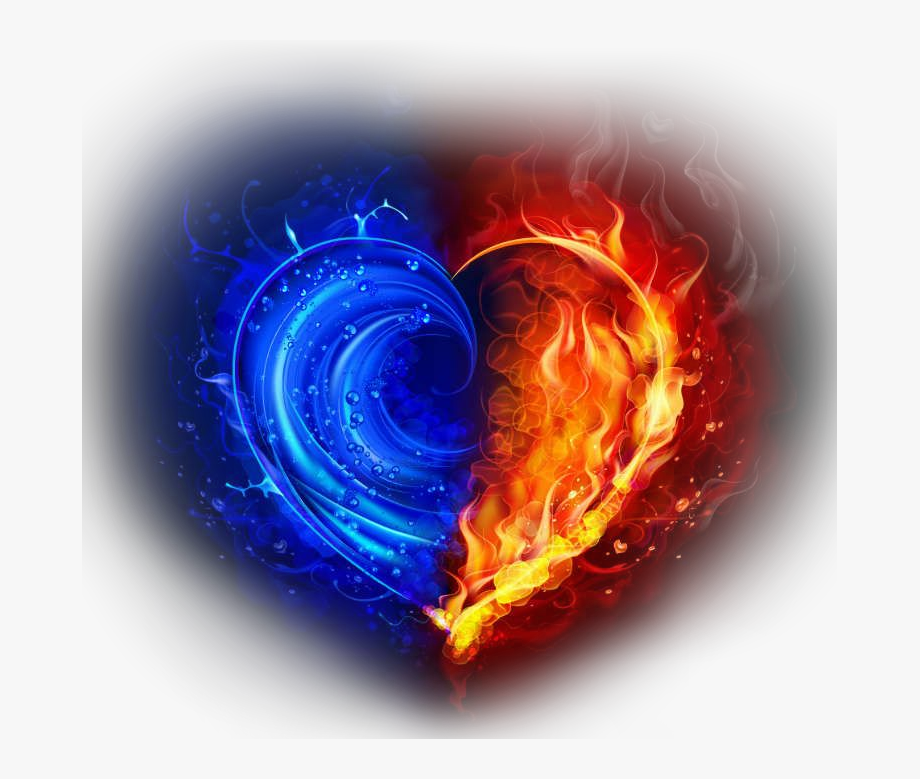 920x779 - Red and Blue Fire 25