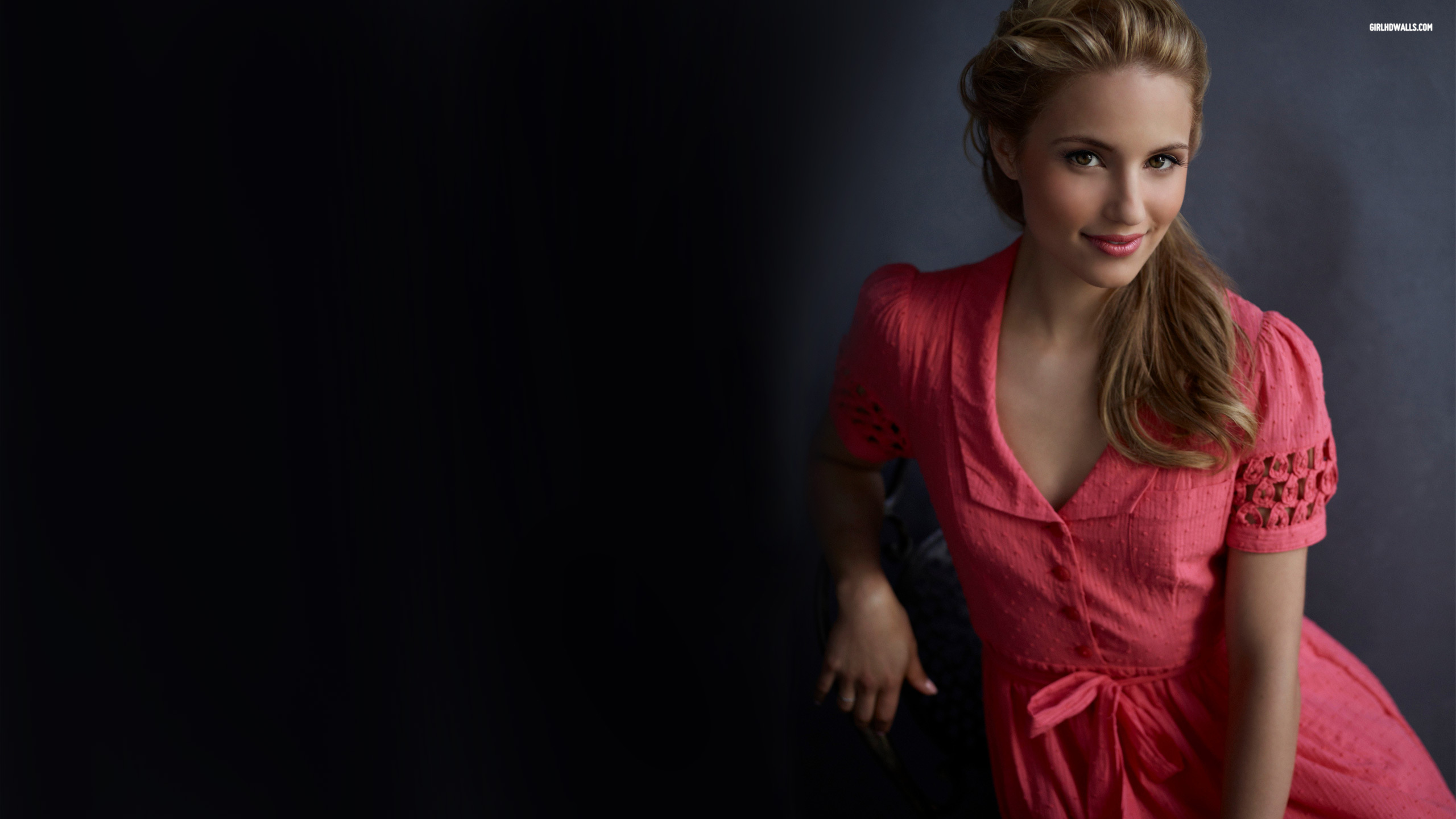 2560x1440 - Dianna Agron Wallpapers 15