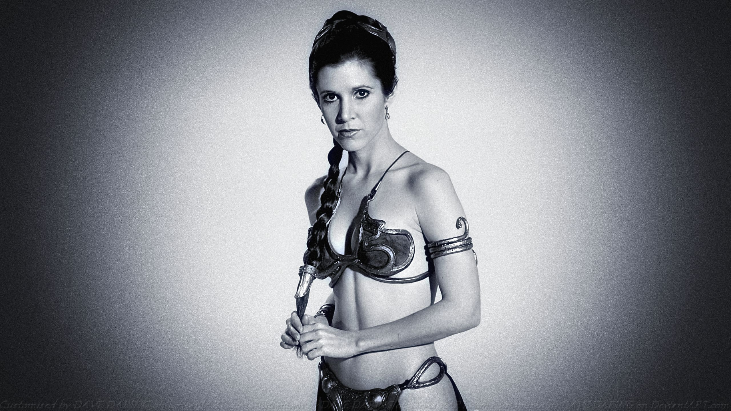 2560x1440 - Carrie Fisher Wallpapers 7