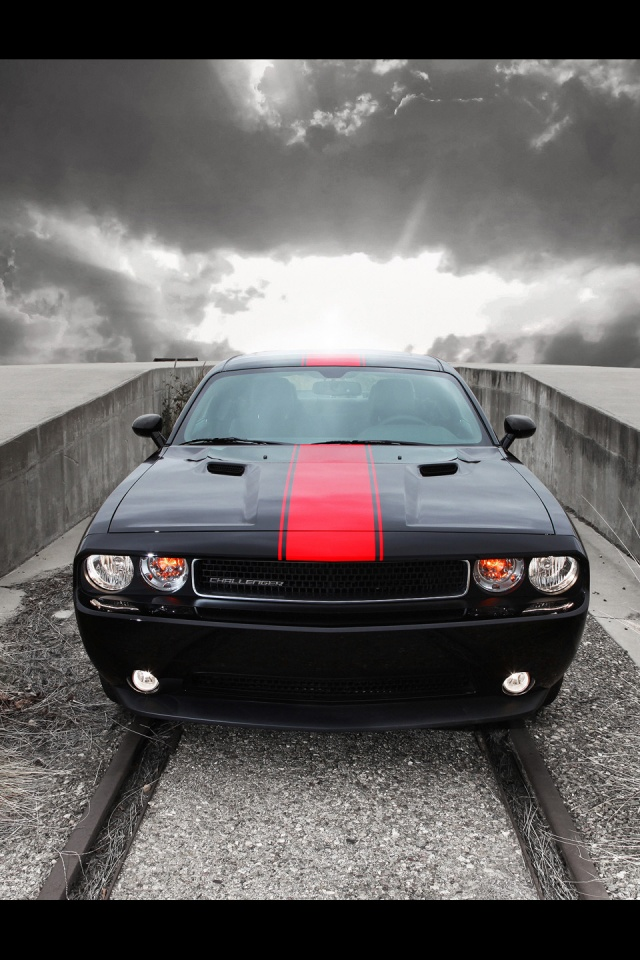 640x960 - Dodge Challenger Rallye Wallpapers 24