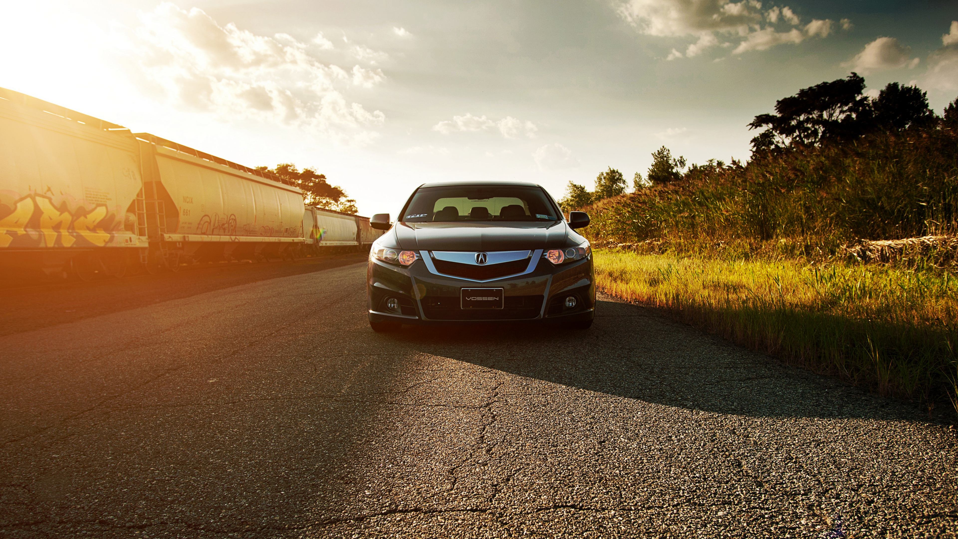 3840x2160 - Acura TSX Wallpapers 21