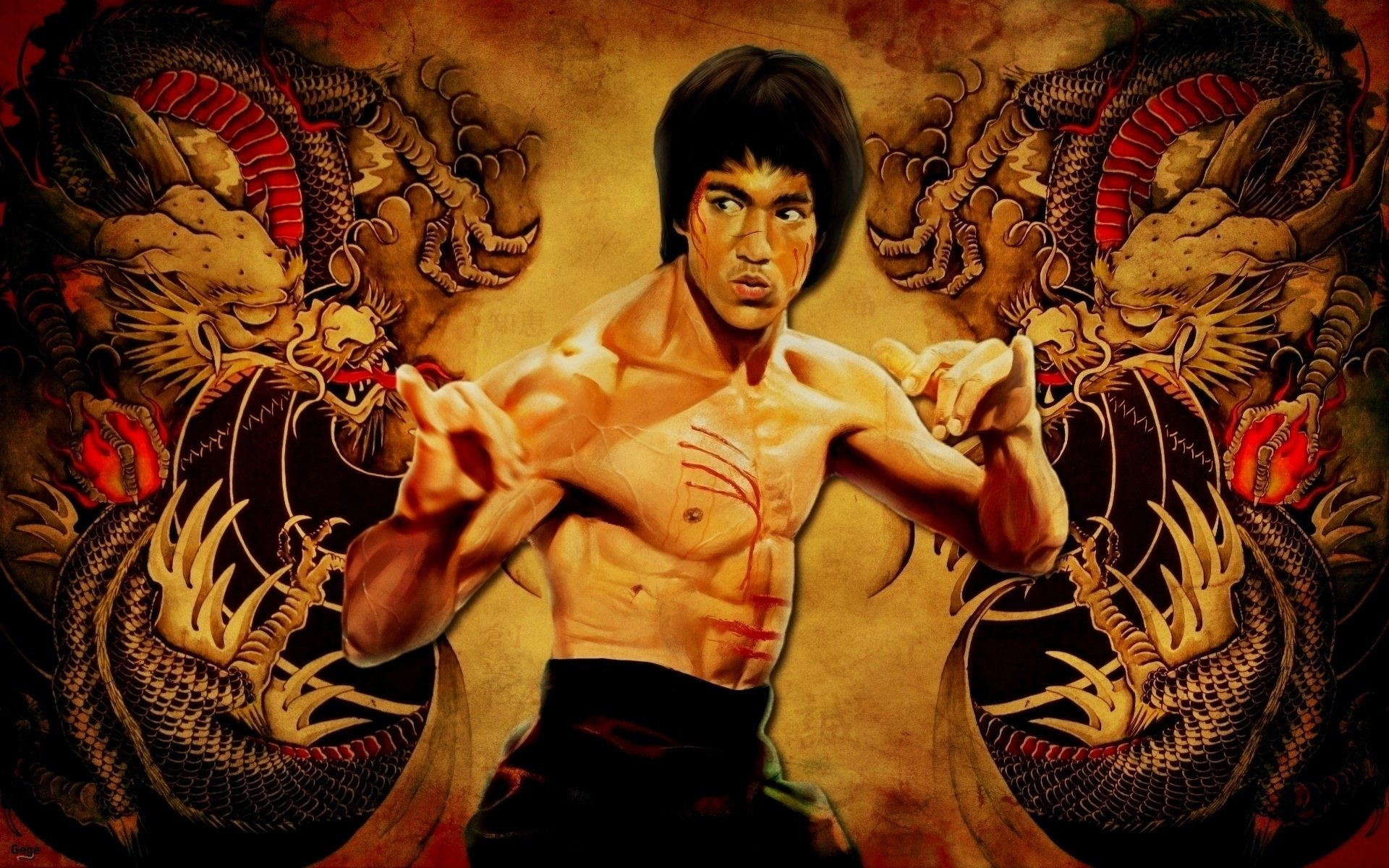 1920x1200 - Bruce Lee Wallpapers 9