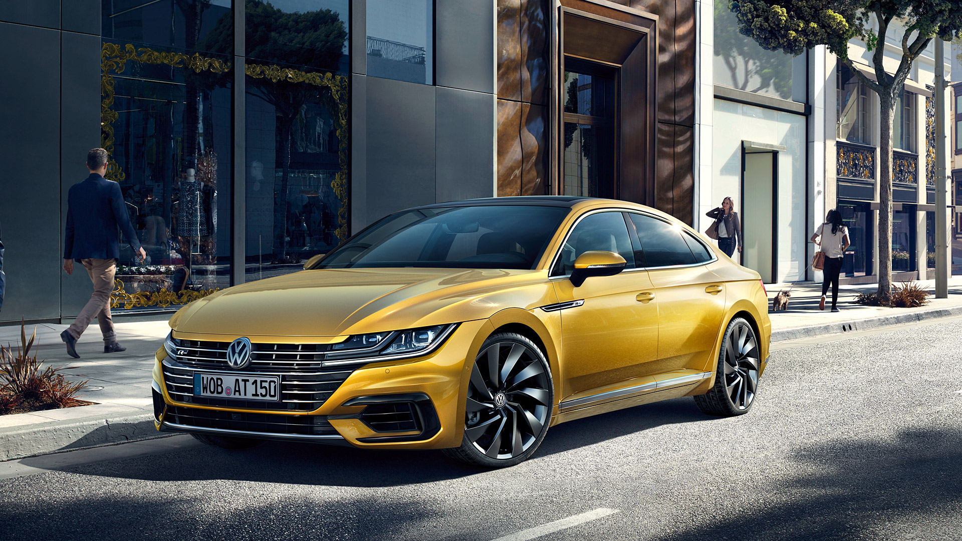 1920x1080 - Volkswagen Arteon Wallpapers 1