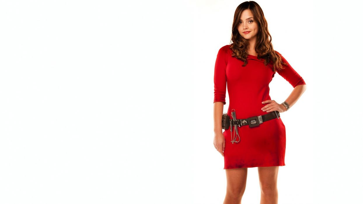 1244x700 - Jenna-Louise Coleman Wallpapers 8