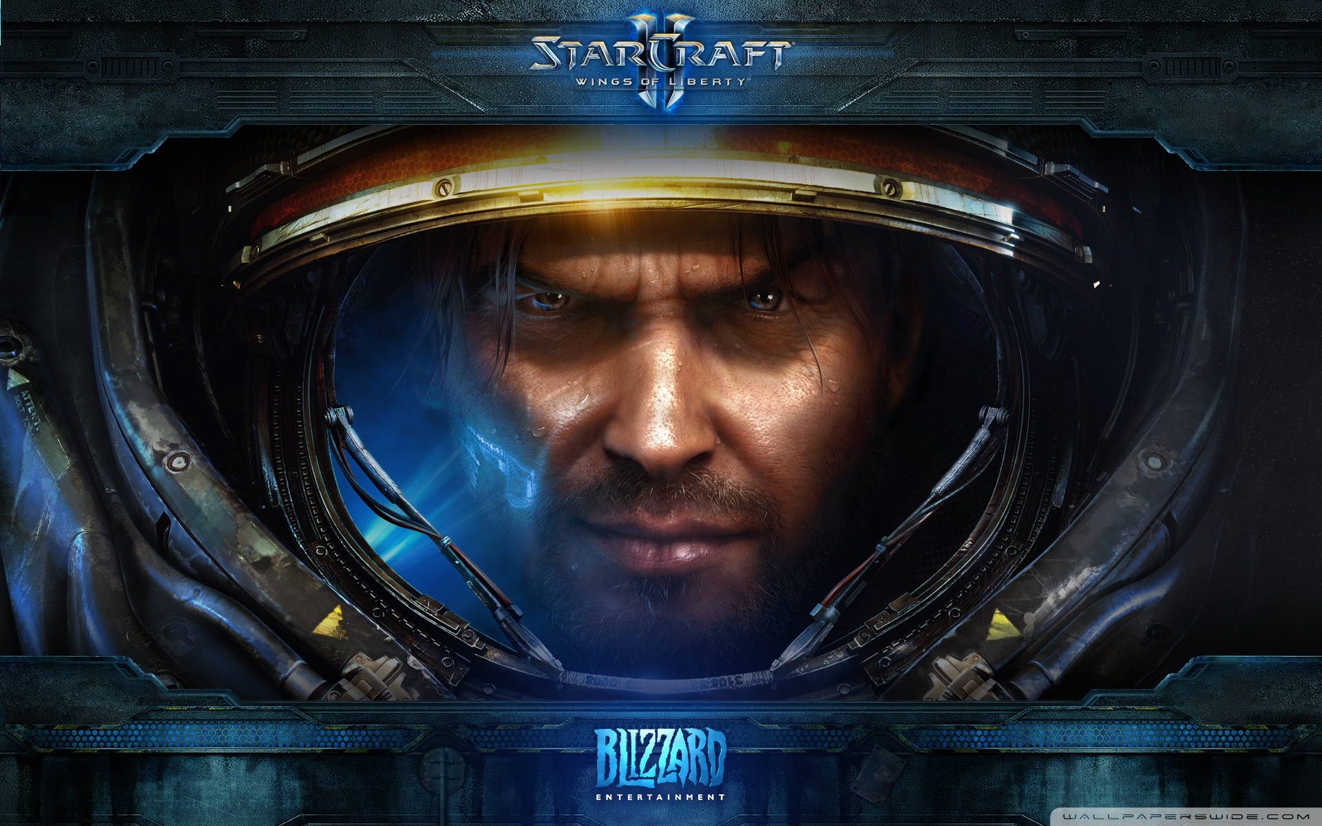 1920x1200 - Starcraft II: Wings Of Liberty HD Wallpapers 2
