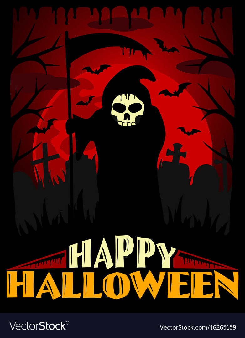 782x1080 - Scary Halloween Background 41