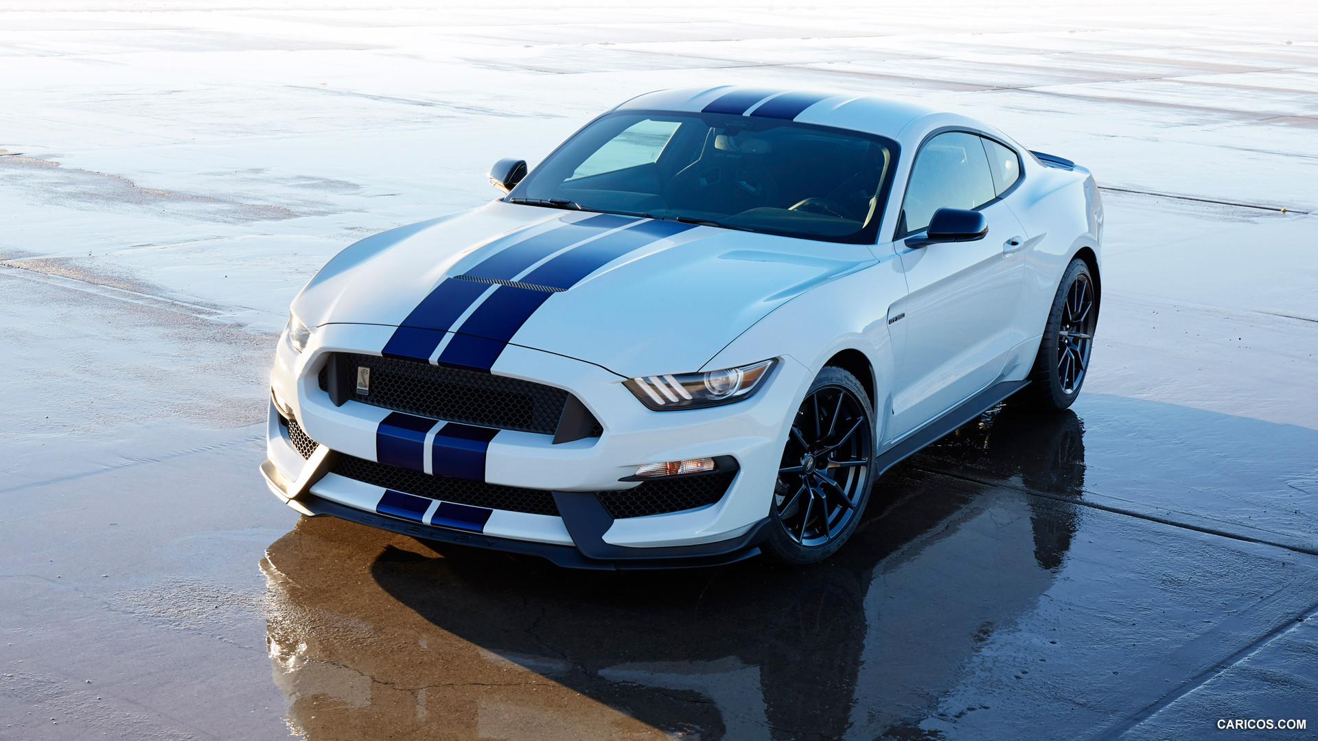 1920x1080 - Shelby Mustang GT 350 Wallpapers 1