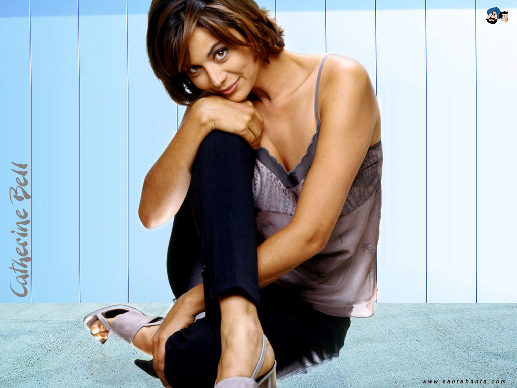 1024x768 - Catherine Bell Wallpapers 13