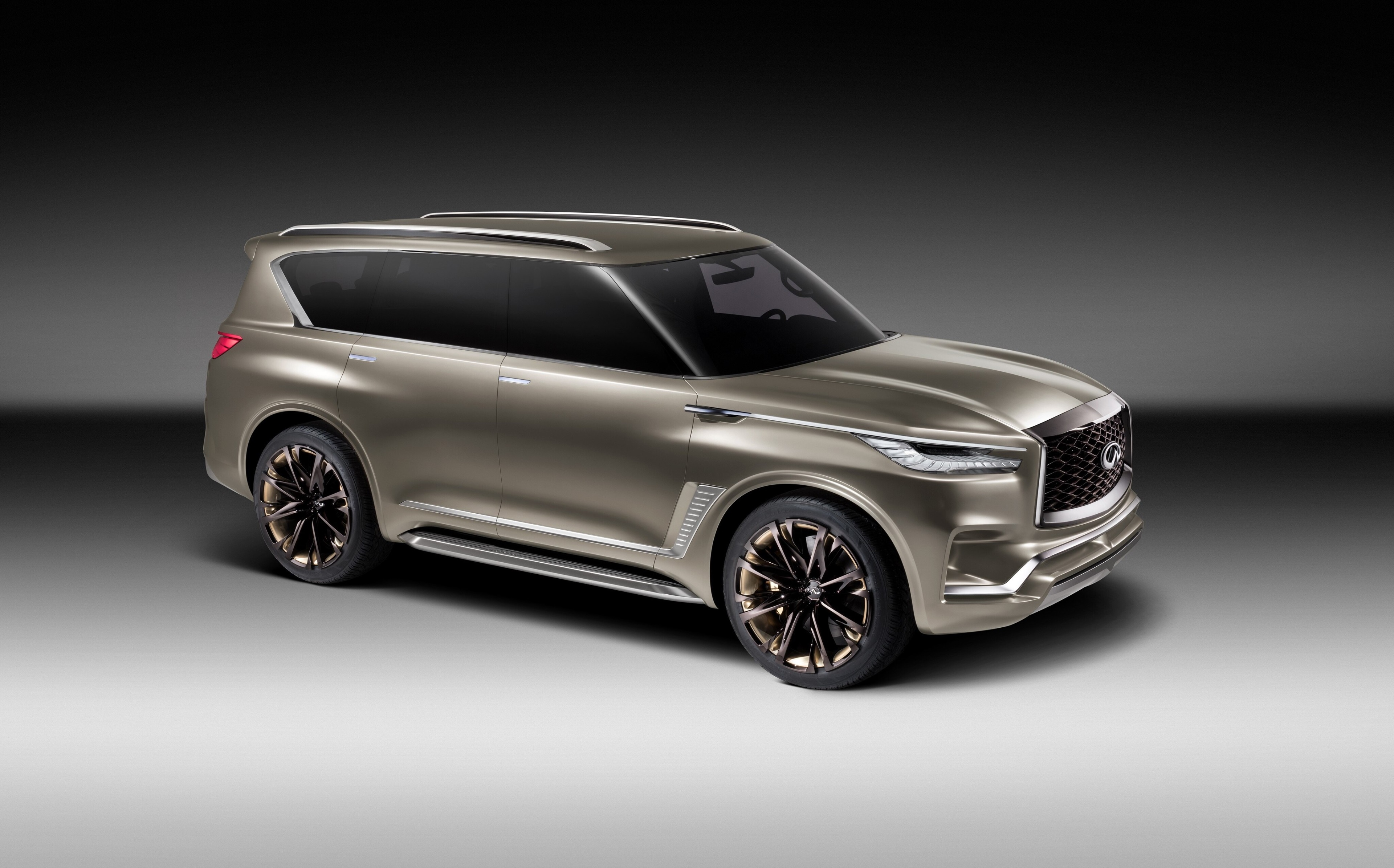 3840x2391 - Infiniti QX80 Wallpapers 36