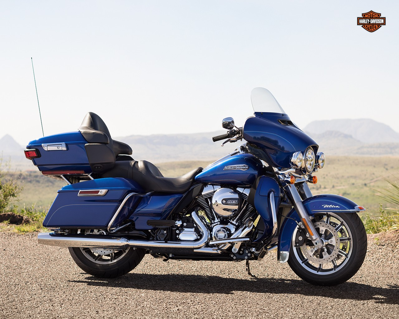 1280x1024 - Harley-Davidson Electra Glide Ultra Classic Wallpapers 18