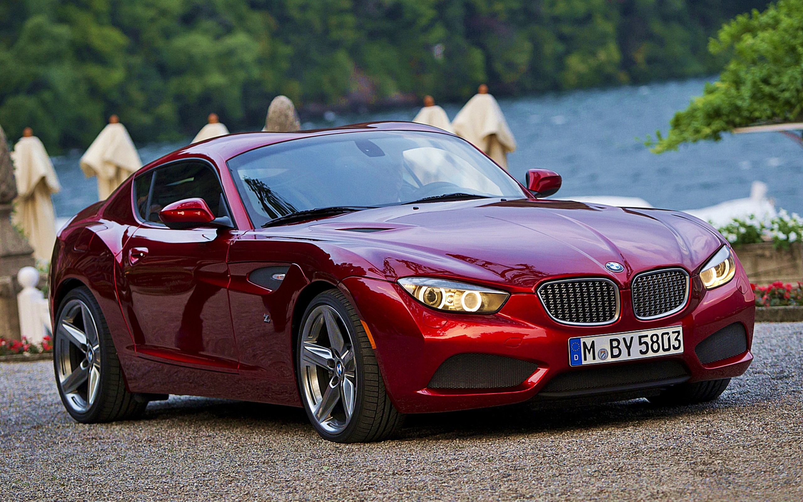 2560x1600 - BMW Zagato Coupe Wallpapers 6