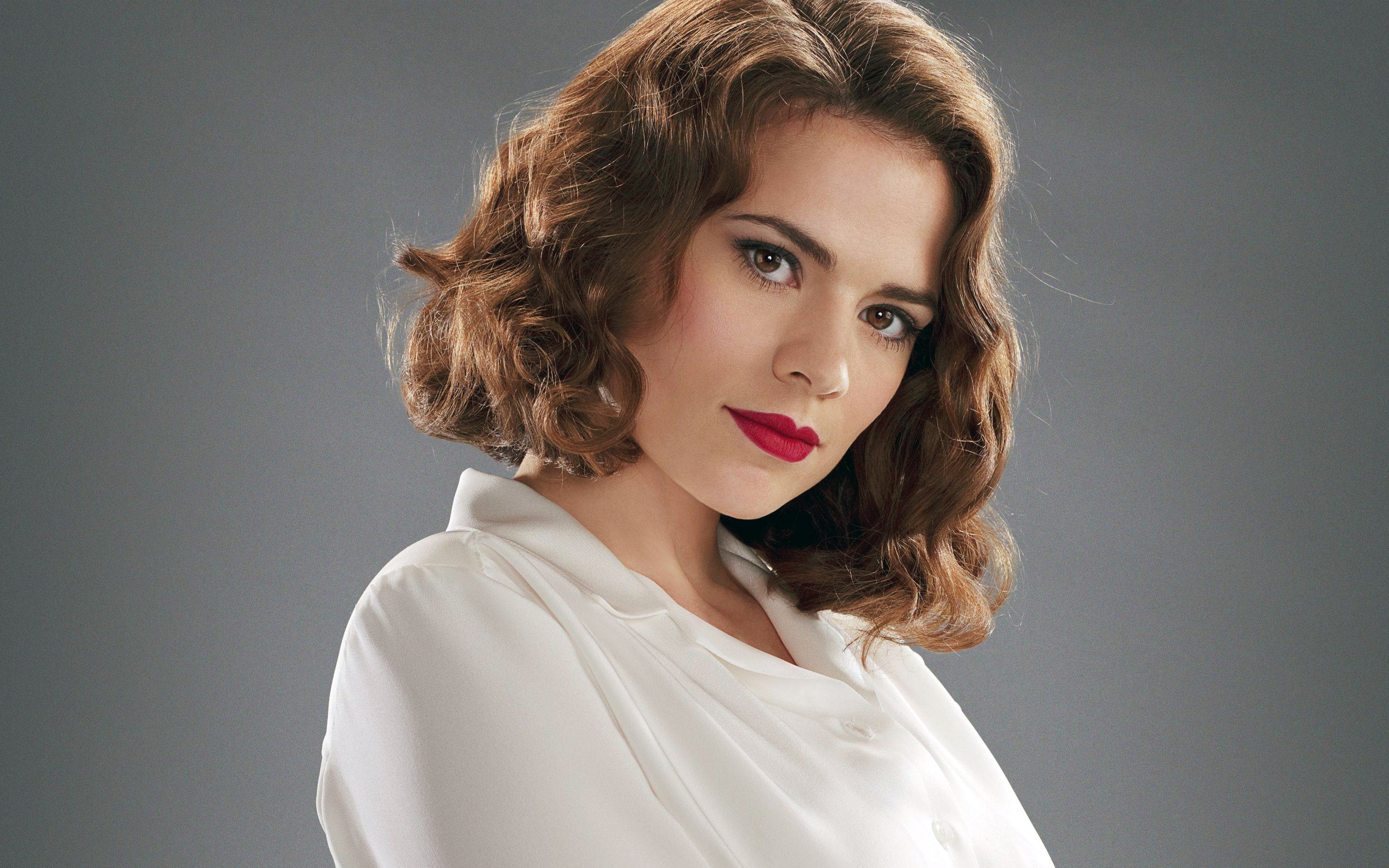 2880x1800 - Hayley Atwell Wallpapers 28