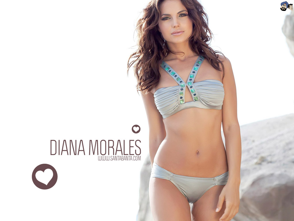 1024x768 - Diana Morales Wallpapers 15