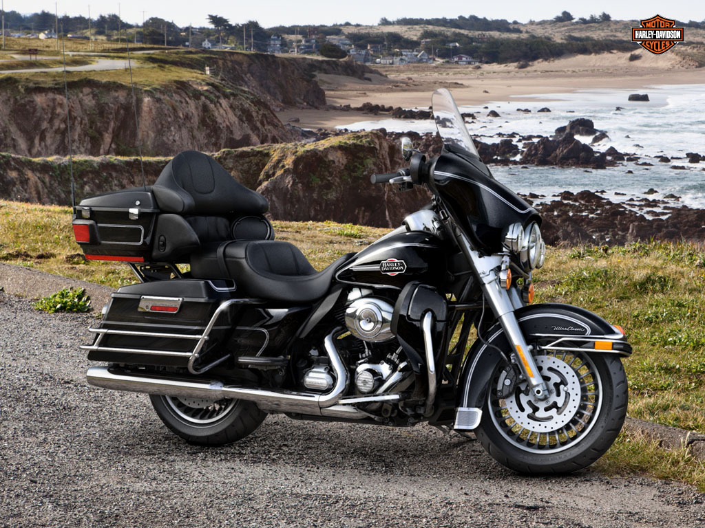 1024x768 - Harley-Davidson Electra Glide Ultra Classic Wallpapers 12
