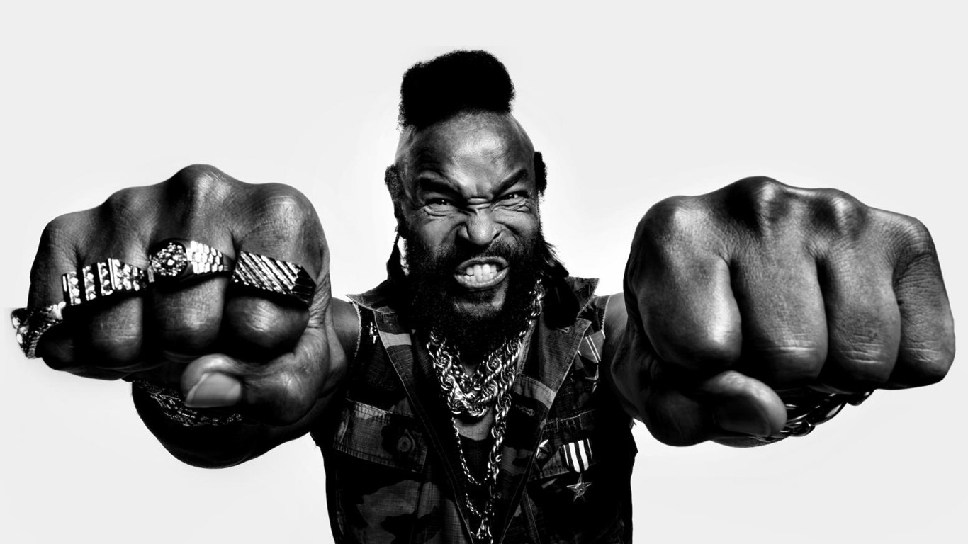 1366x768 - Mr. T Wallpapers 6