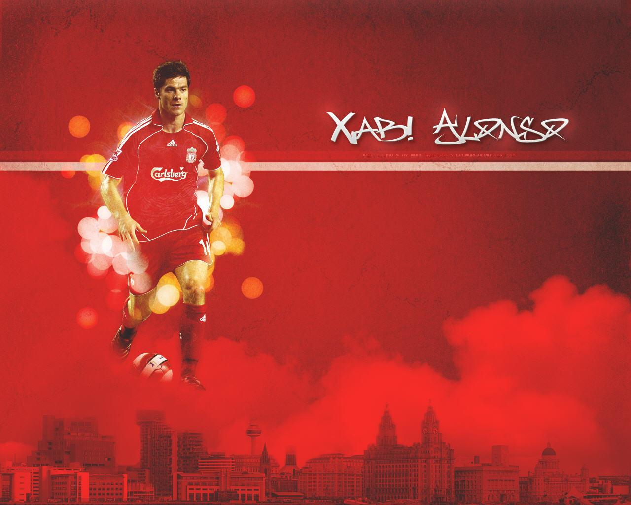 1280x1024 - Xabi Alonso Wallpapers 14