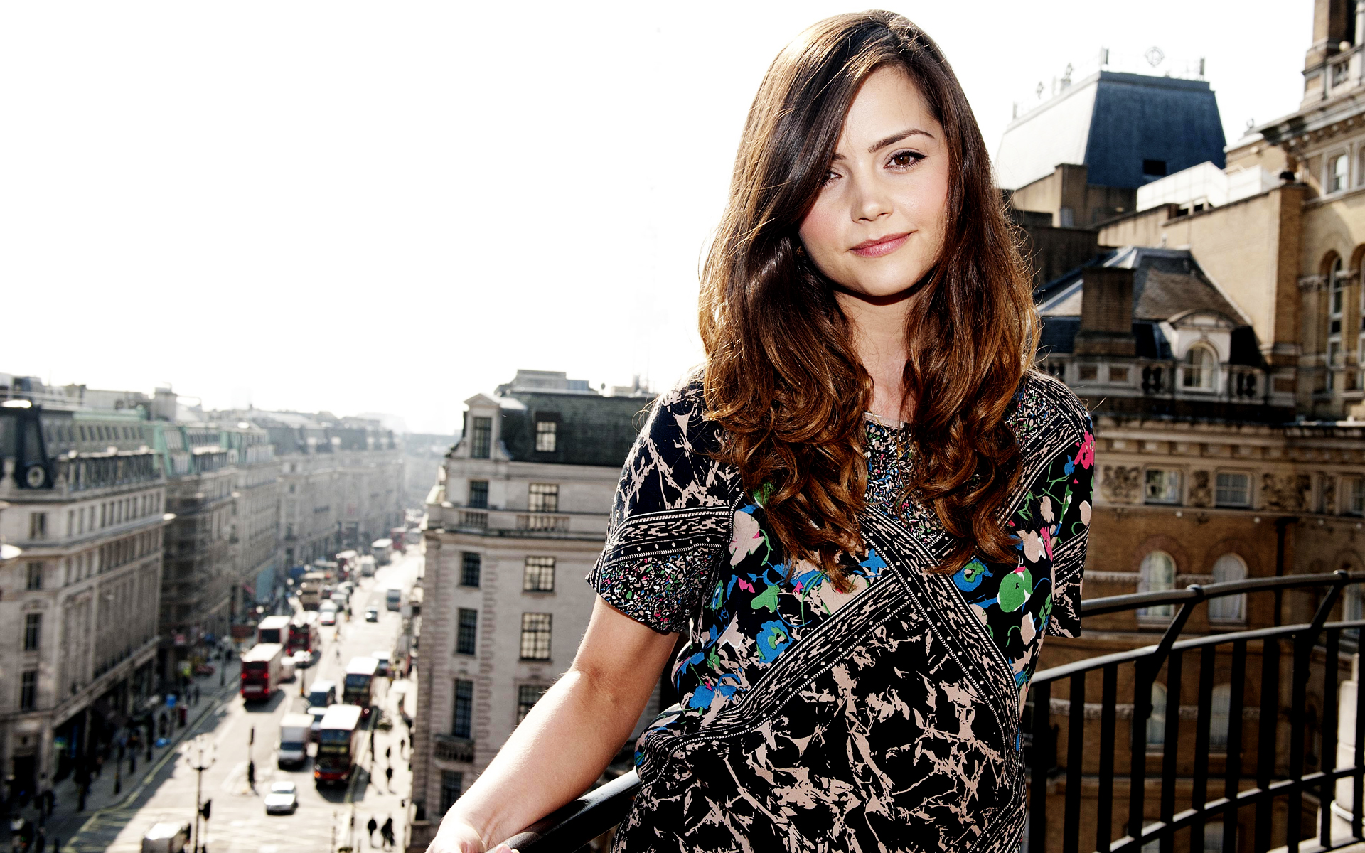 1920x1200 - Jenna-Louise Coleman Wallpapers 10