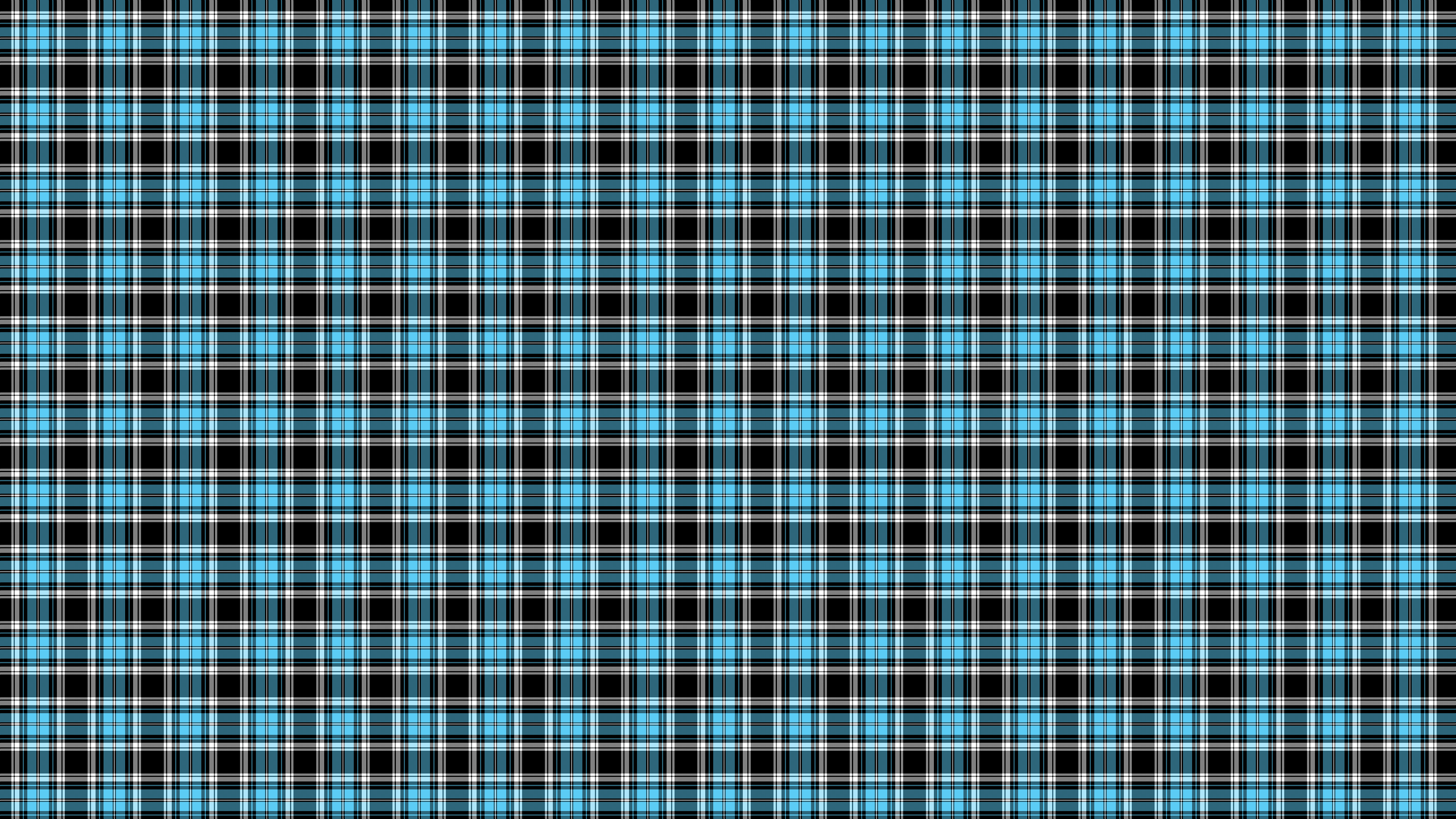 2560x1440 - Blue Plaid 25
