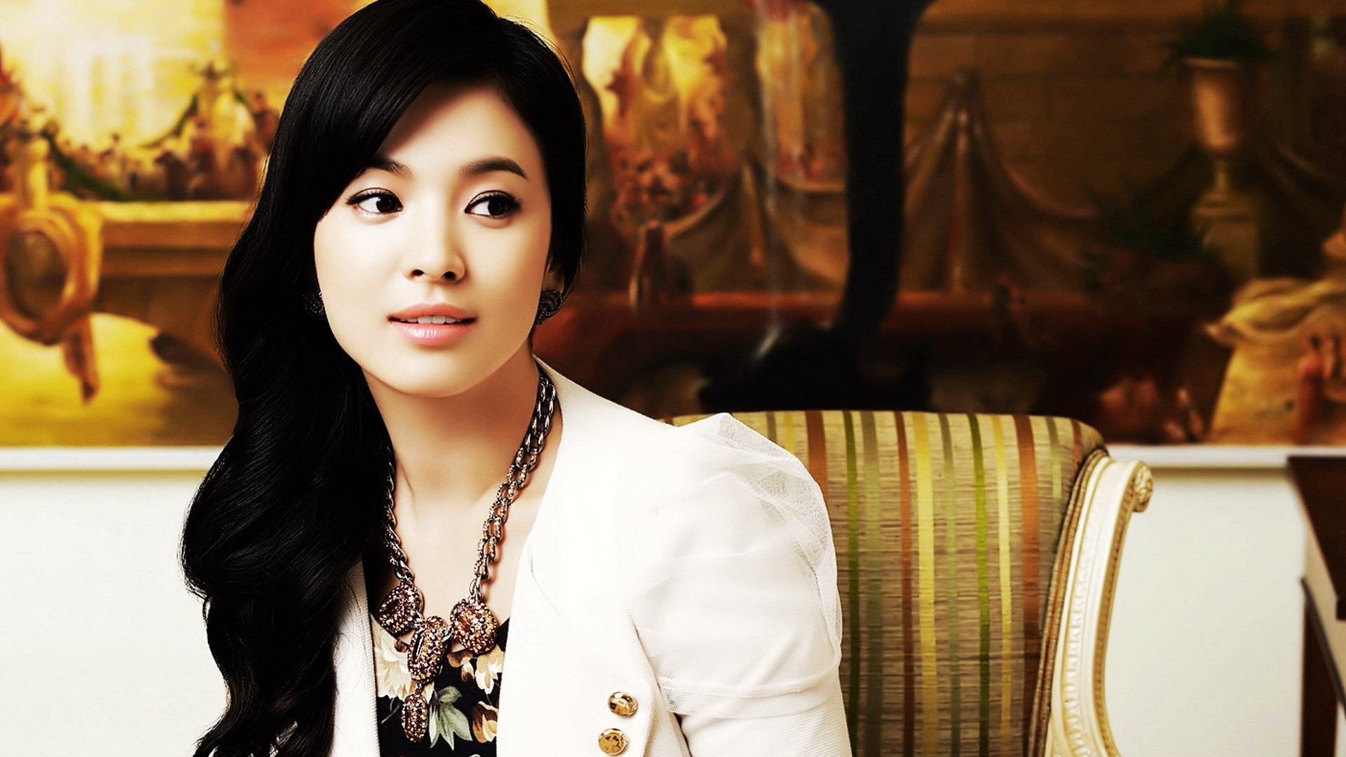 1920x1080 - Song Hye-Kyo Wallpapers 13