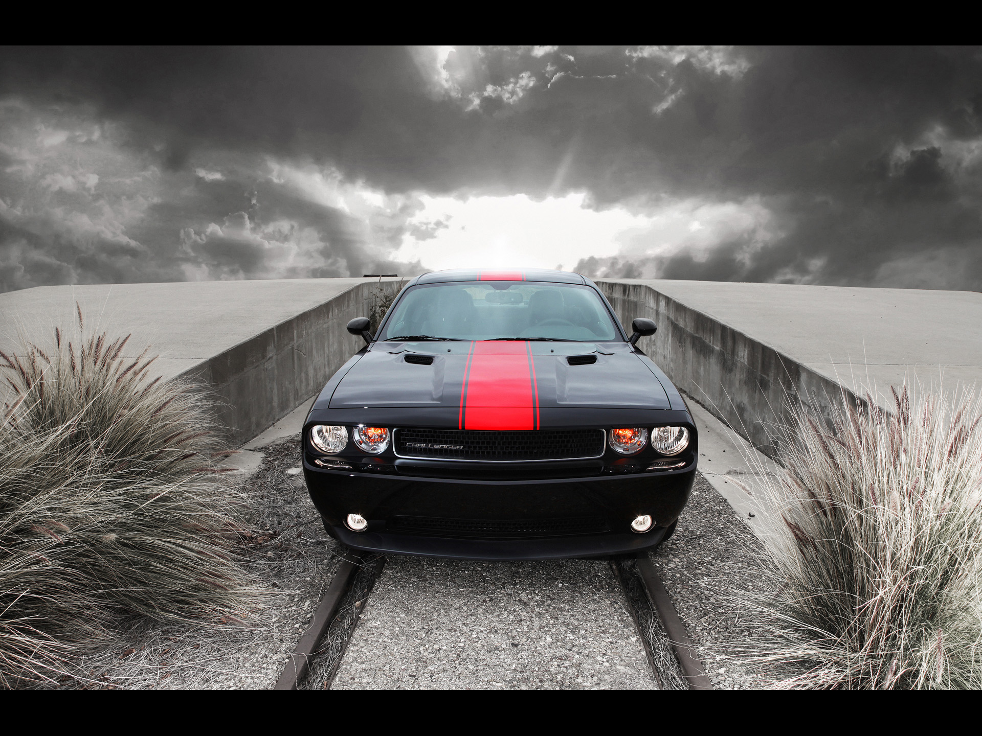 1920x1440 - Dodge Challenger Rallye Wallpapers 4