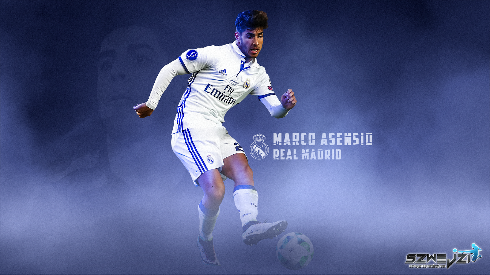 1600x900 - Marco Asensio Wallpapers 15