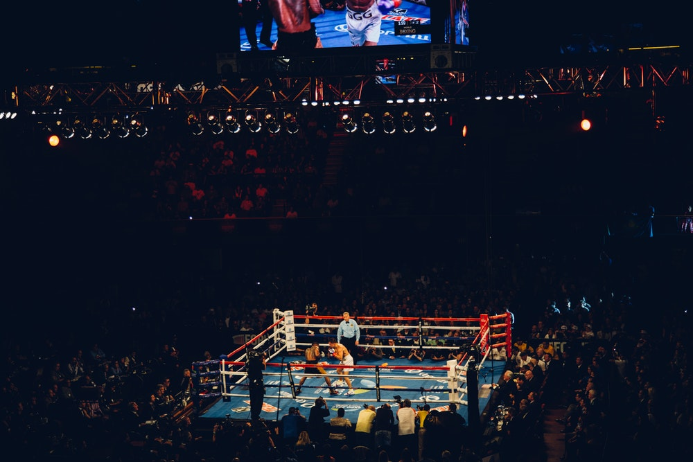 1000x667 - Boxing Wallpapers 28