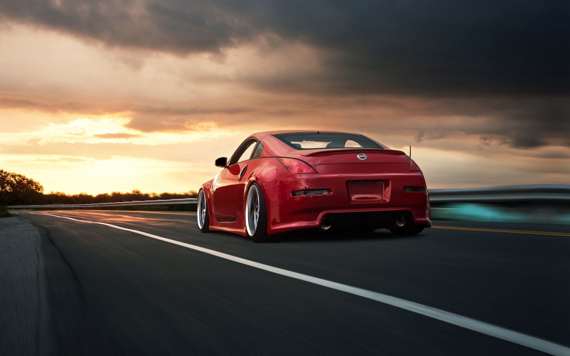 1920x1200 - Nissan 350Z Wallpapers 5