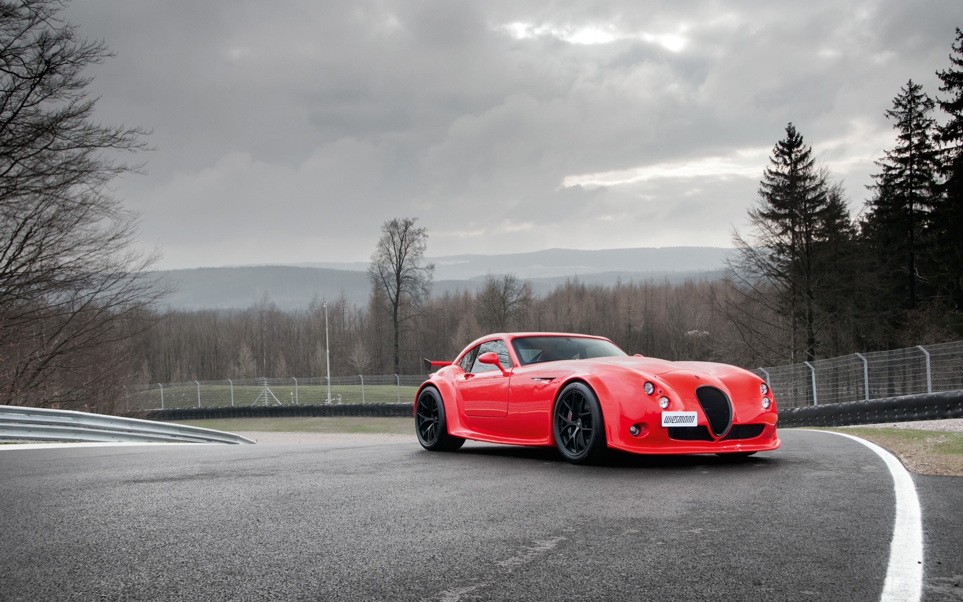 1920x1200 - Wiesmann GT MF4 Wallpapers 23
