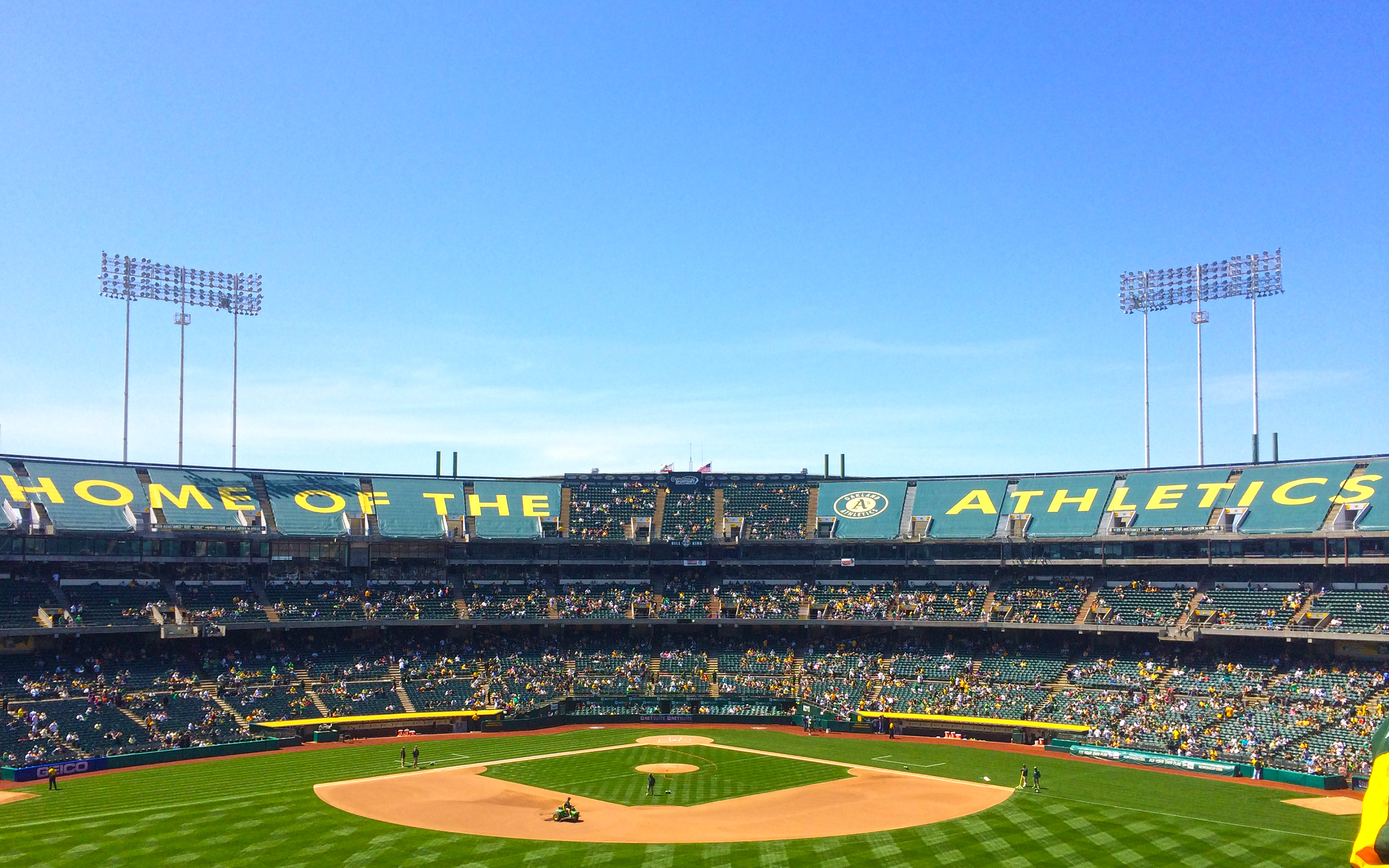 2880x1800 - Oakland Athletics Wallpapers 17