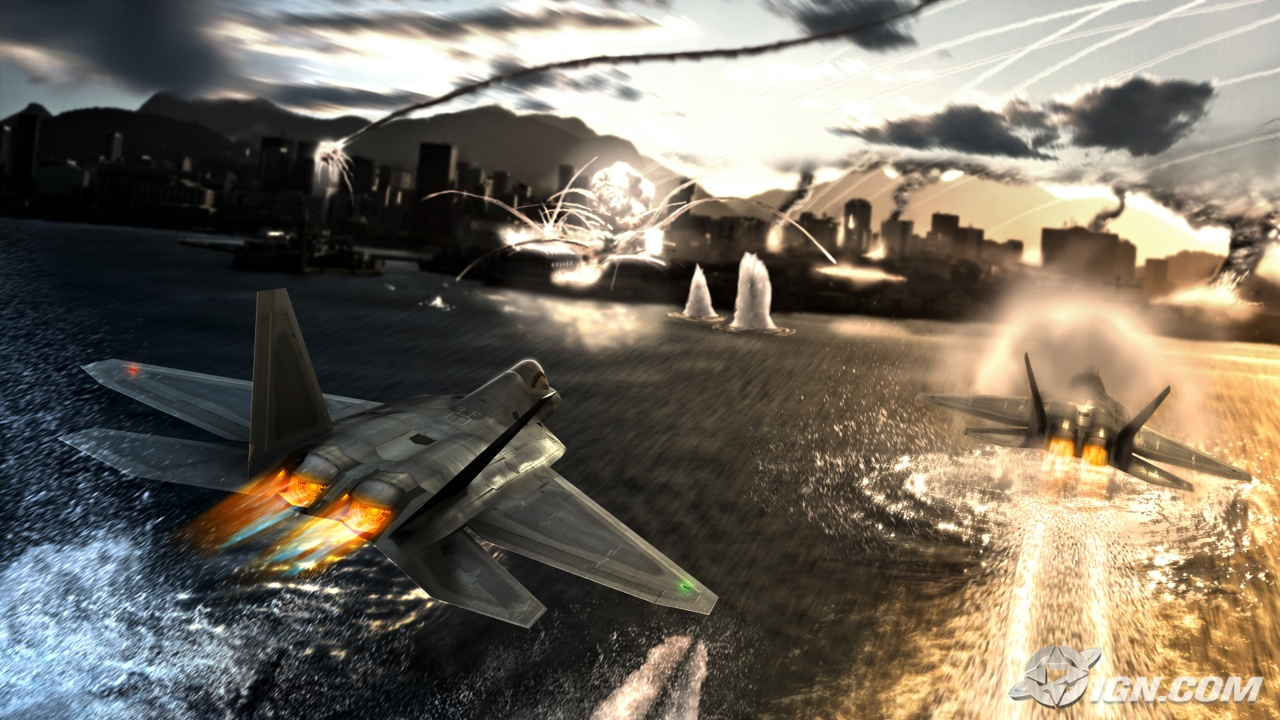 1280x720 - Tom Clancy's H.A.W.X HD Wallpapers 28