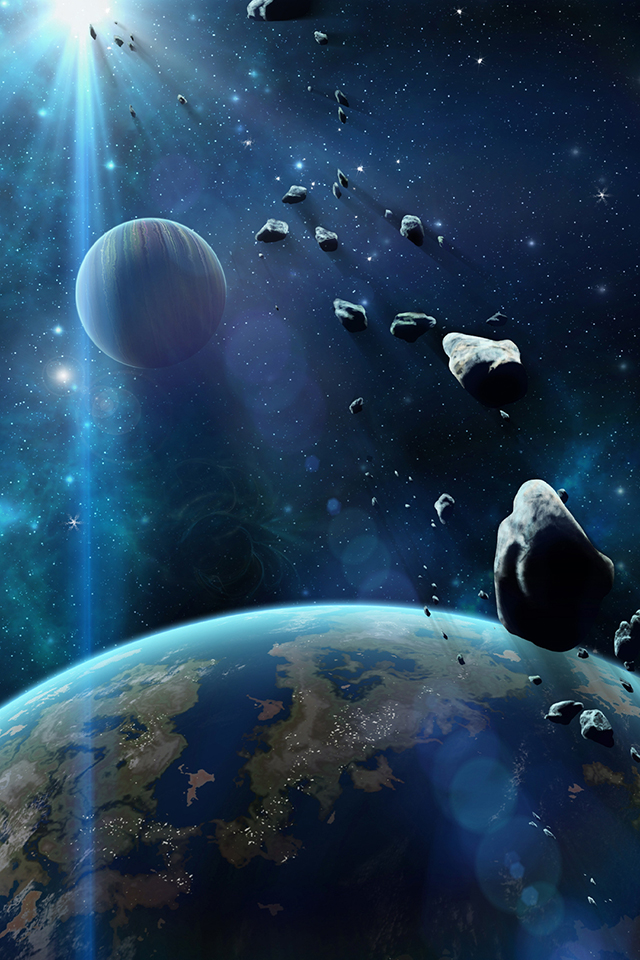 640x960 - Asteroid Wallpapers 11
