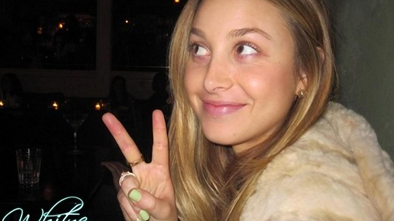 1366x768 - Whitney Port Wallpapers 23