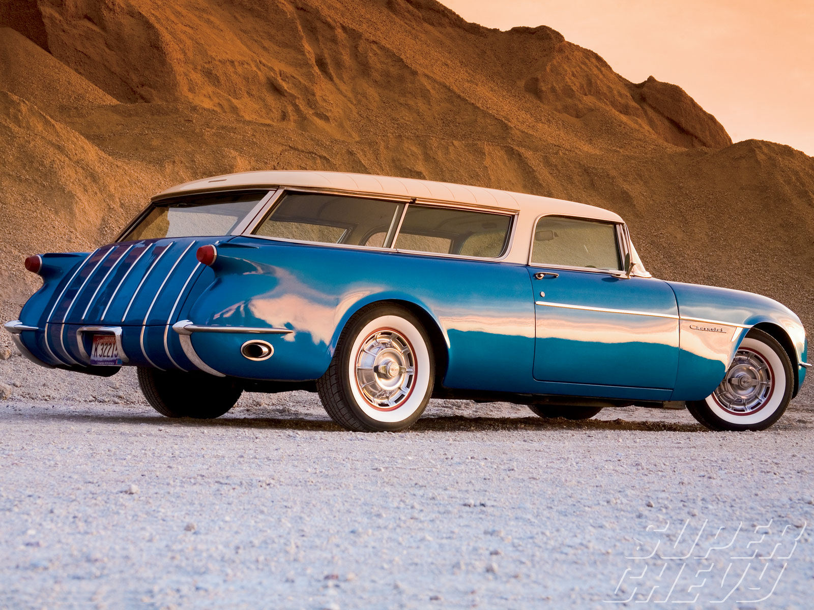 1600x1200 - Chevrolet Nomad Wallpapers 9