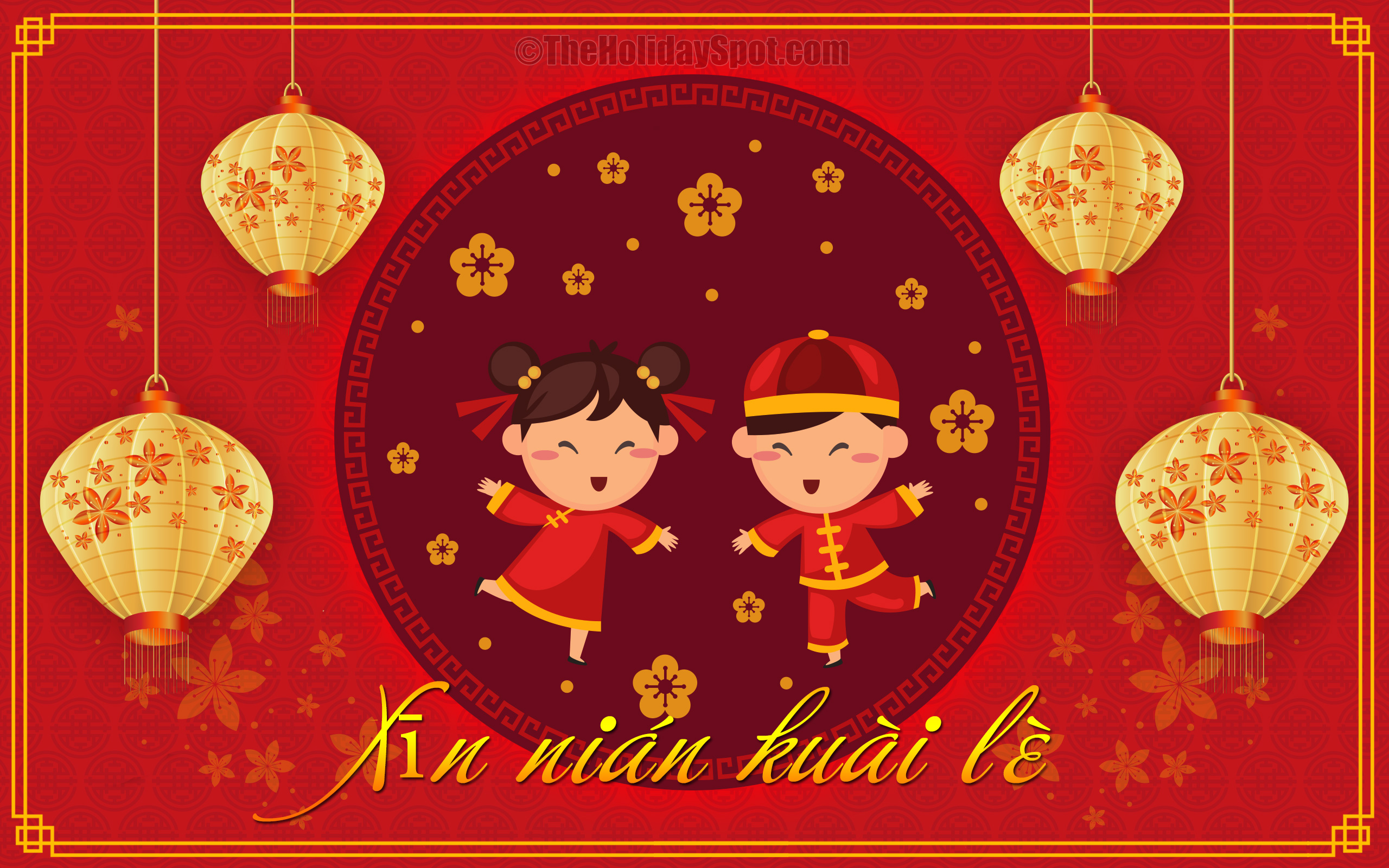 Chinese New Year Wallpapers (31 images) - DodoWallpaper.