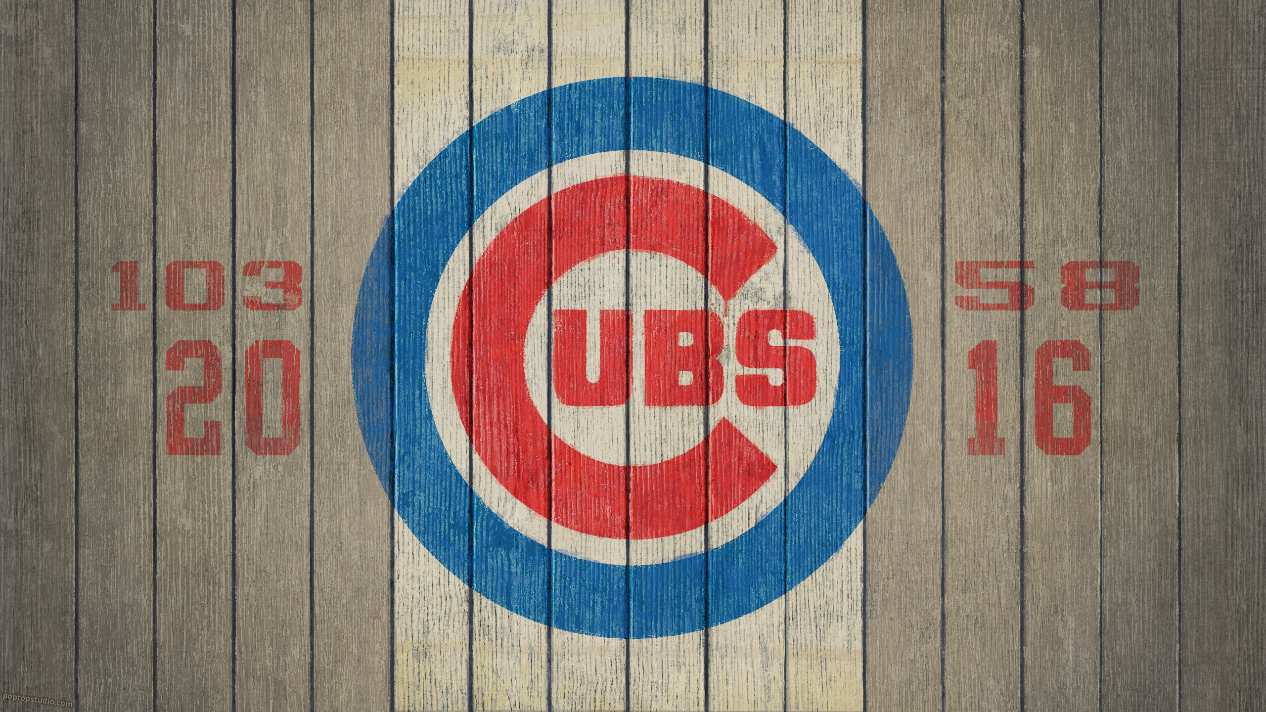 2560x1440 - Chicago Cubs Wallpapers 2