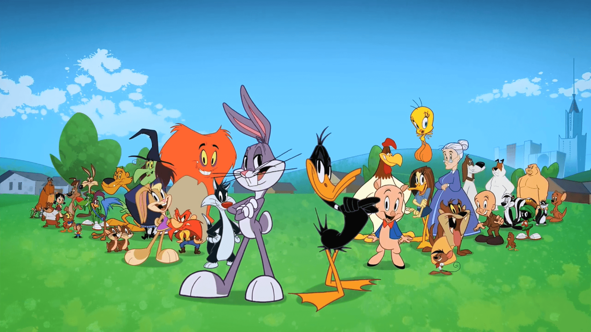 Screensavers And Wallpapers For Computers 57 Images: Looney Tunes Wallpaper Screensavers (57 Images
