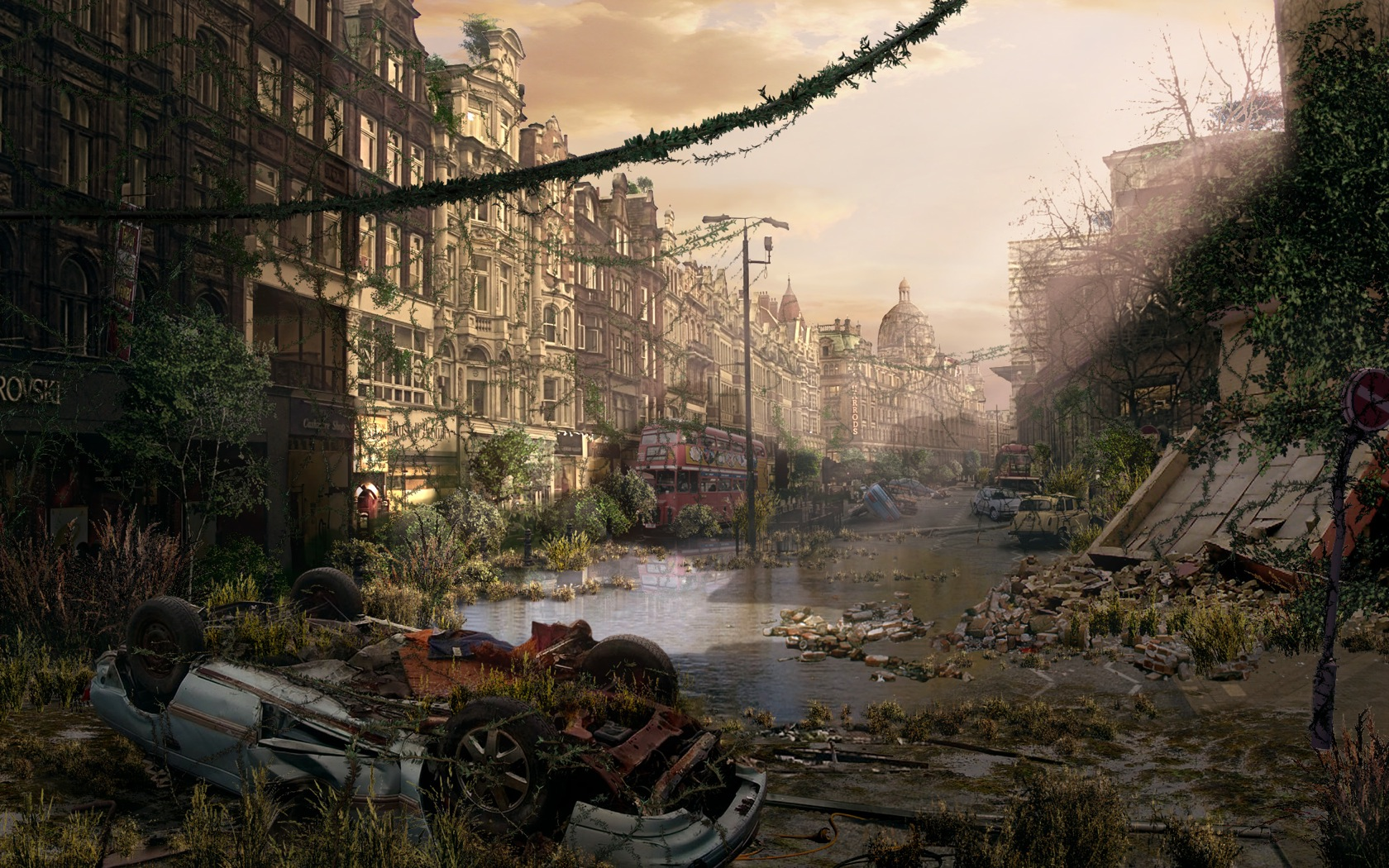 1680x1050 - Post Apocalyptic Wallpapers 31