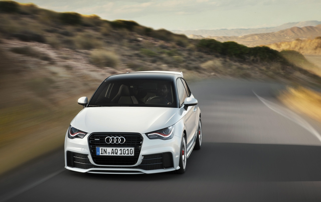 1280x804 - Audi A1 Wallpapers 10