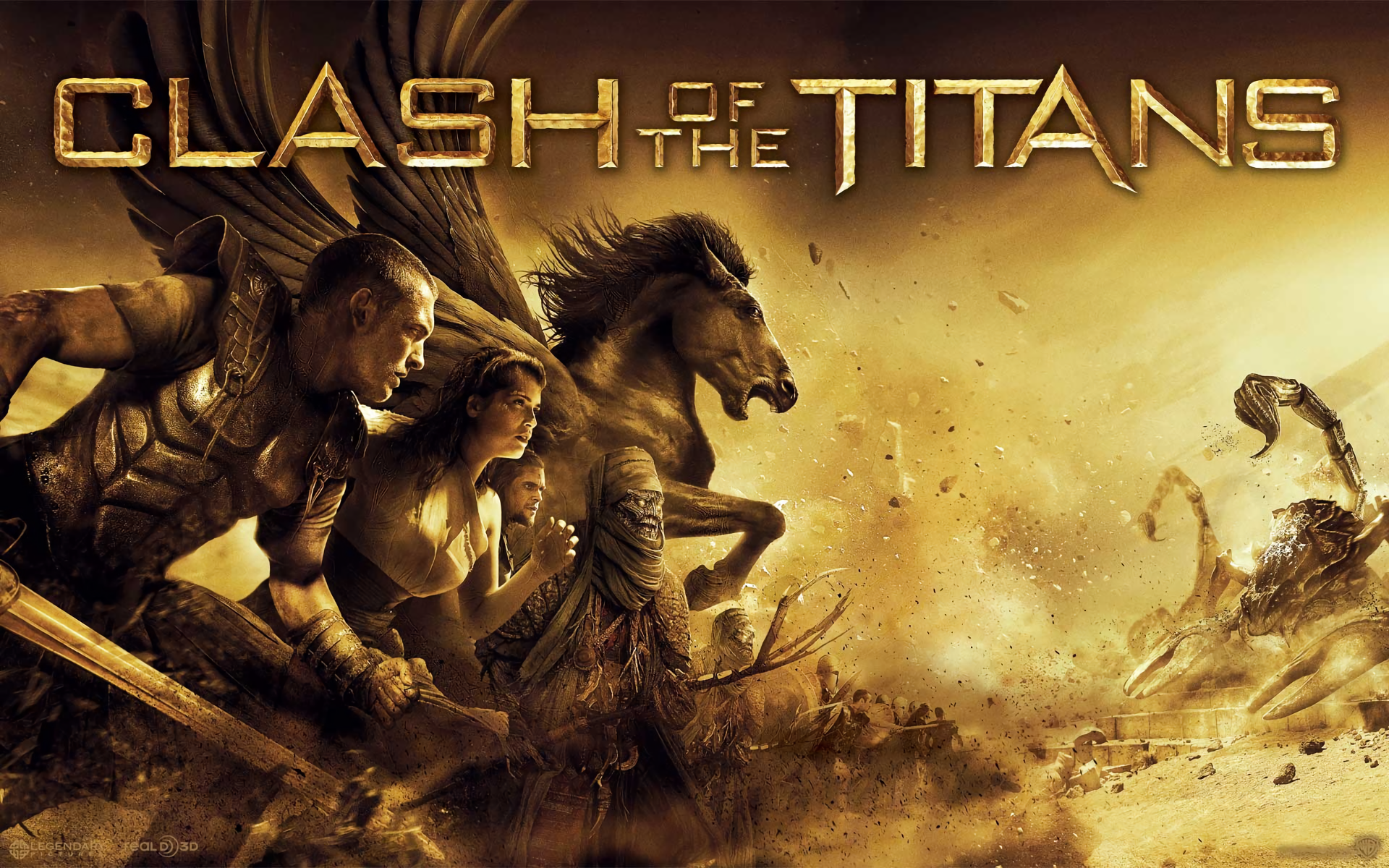 1920x1200 - Clash Of The Titans (2010) Wallpapers 4