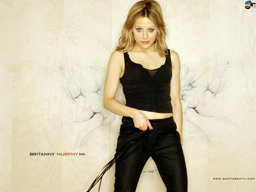 1024x768 - Brittany Murphy Wallpapers 6
