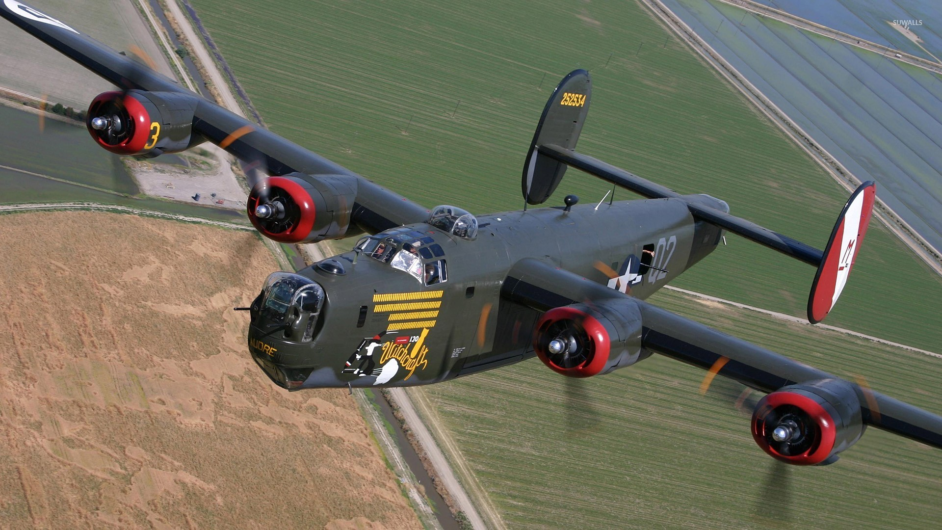 1920x1080 - Consolidated B-24 Liberator Wallpapers 1