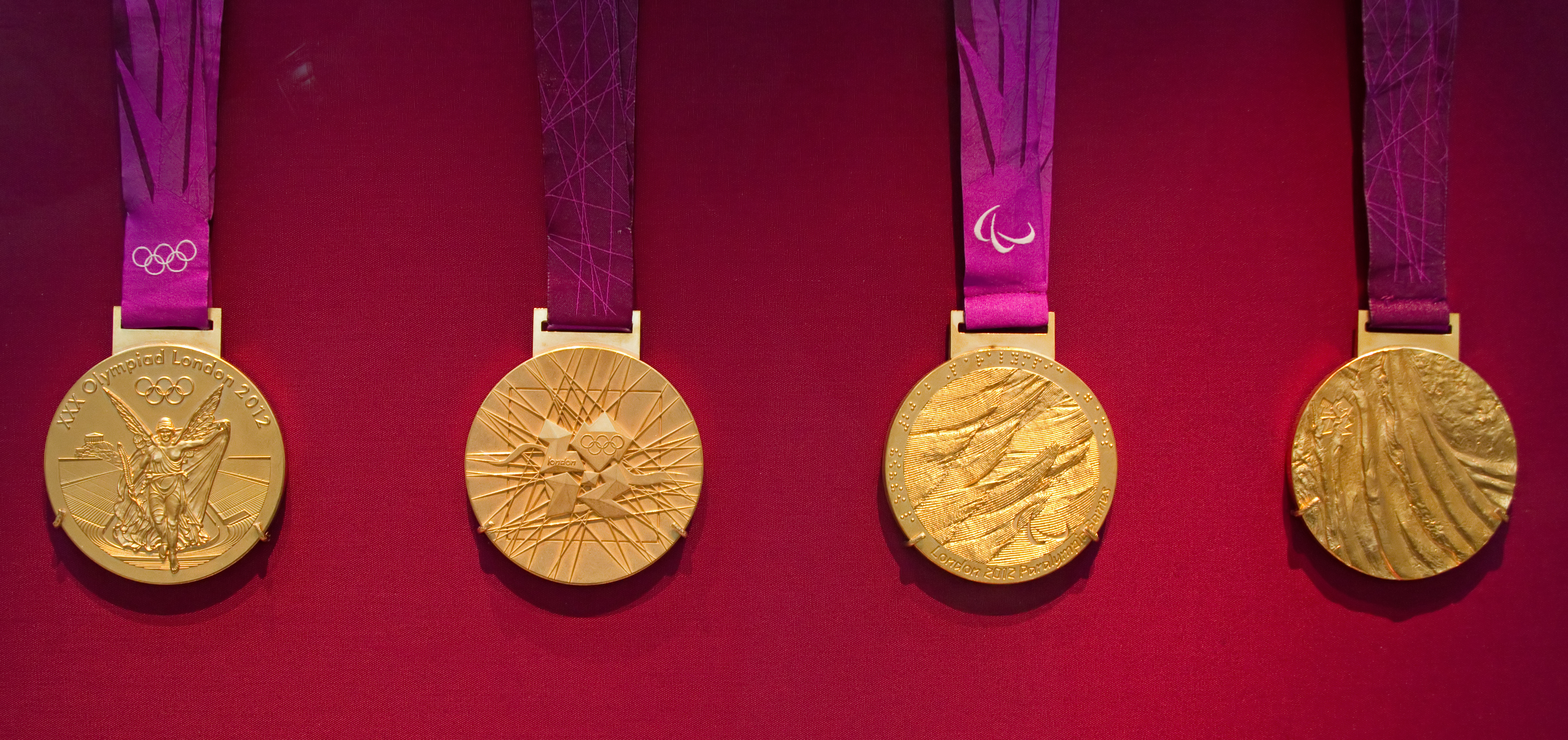 3764x1776 - Olympic Gold Metal Wallpapers 6